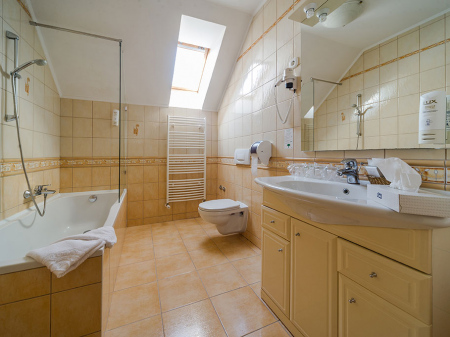 Apartment - Bock Hotel Ermitage - Bathroom