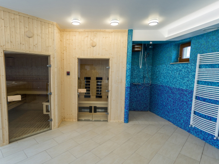 Wellness - Bock Hotel Ermitage Private - Sauna