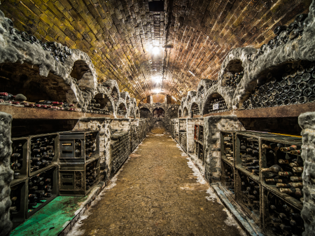 Bock Cellar - Old wines