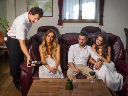 Wine-Tasting Hall - Bock Hotel Ermitage - Wine tasting