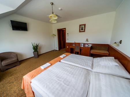 Deluxe szoba - Bock Hotel Ermitage - Szoba