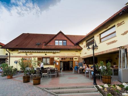 Bock Hotel Ermitage & Óbor Étterem - Terasz