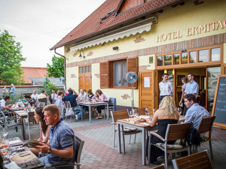 Bock Hotel Ermitage & Óbor Restaurant -  Gäste