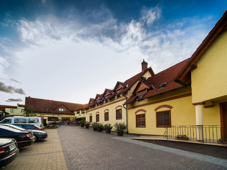 Bock Hotel Ermitage & Óbor Restaurant - Parking