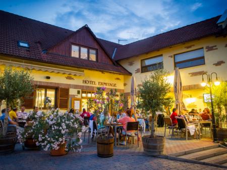 Bock Hotel Ermitage & Óbor Restauracja