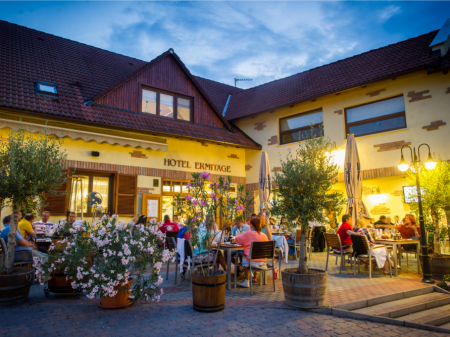 Bock Hotel Ermitage & Óbor Restaurant - Dinner