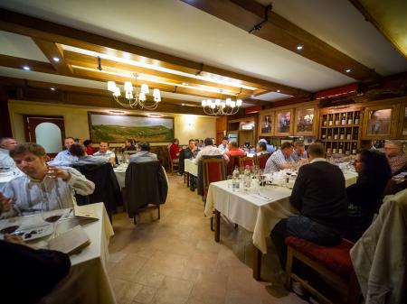 Bock Óbor Restaurant - Dinner