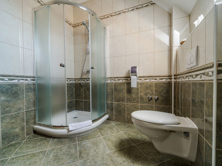 Standard Room - Bock Hotel Ermitage - Shower