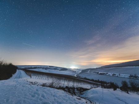 Villány - Tél