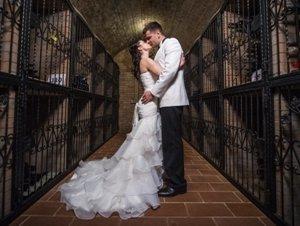 Esküvő lesőben a Bock Hotel Ermitage-ban
