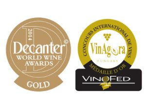 Újabb nemzetközi sikerek a Decanter World Wine Awardson és a Vinagorán