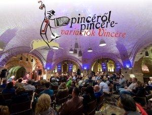 Pincéről Pincére – Variációk Vincére 2016