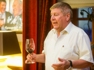 Gourmet borvacsora Bock József kedvenc boraival