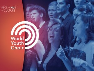 World Youth Choir - előkoncert a Bock Pincében
