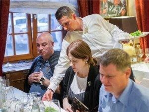 Felszolgálót keres a Bock Hotel Ermitage