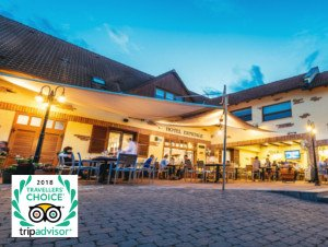 Travellers' Choice díjat kapott a Bock Hotel Ermitage****