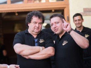 Áts Karcsi és Bock Valér