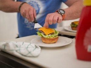 Bock&Roll Piknik Hamburger
